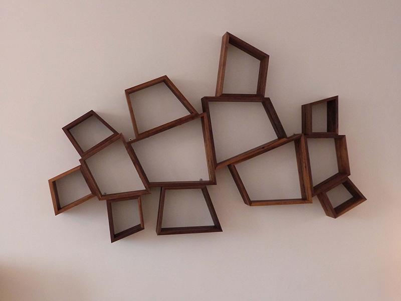 Kast Met Vakken : Vakken kast meubelmakerij en restauratie onno marré
