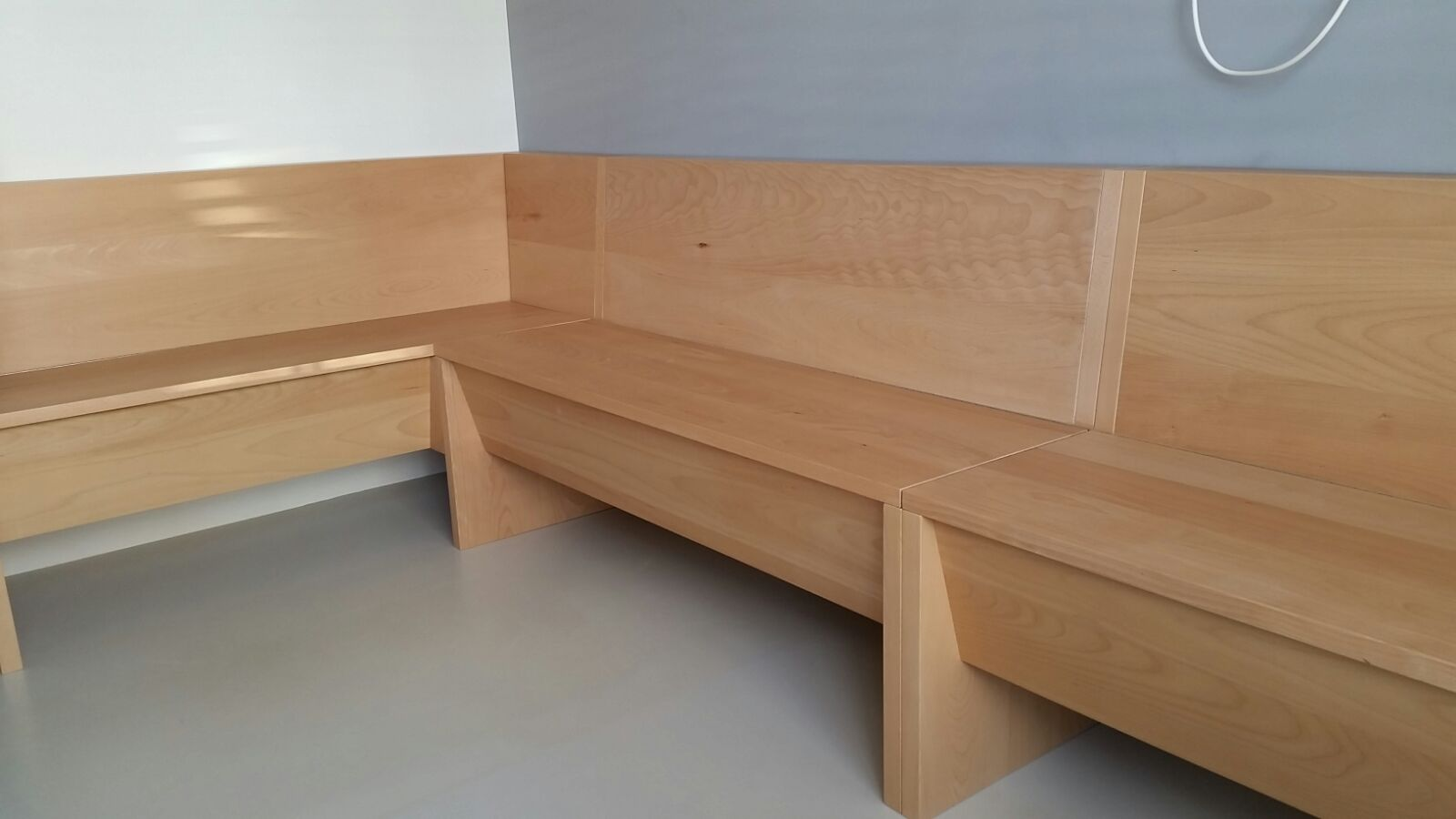 Keuken Hoekbank Op Maat : Hoekbank keuken – Meubelmakerij en restauratie Onno Marr?